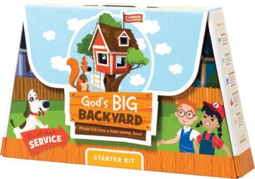 9785558734249: God's Big Backyard Starter Kit