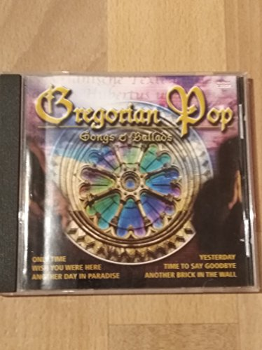 9785558827545: Mystic Gregorian: Pop Songs & Ballads