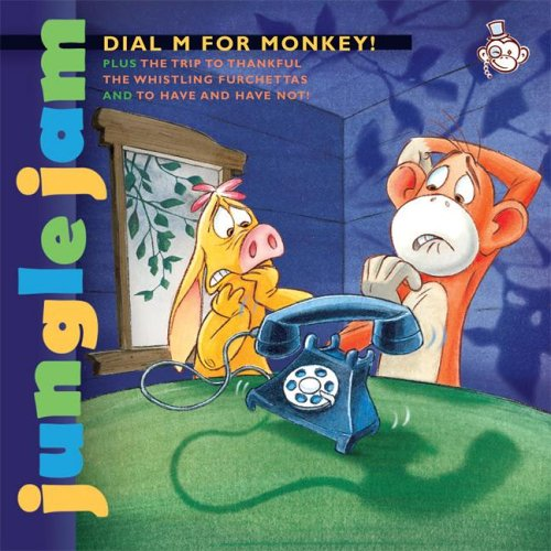 9785558900293: Dial M for Monkey (Jungle Jam)