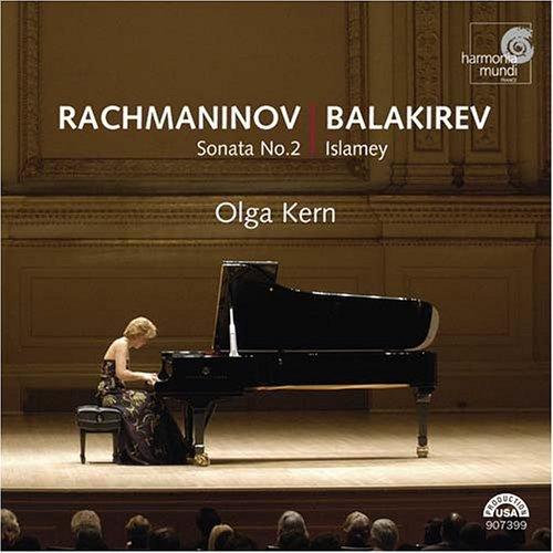 9785559030302: Piano Sonata 2 / Morceaux de Fantaisie / Islamey