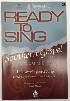 9785559099354: Ready to Sing Southern Gospel: Volume 2: Satb (Ready to Sing (Songbooks))