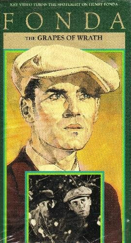 9785559477893: The Grapes of Wrath [USA] [VHS]