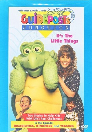 It's the Little Things (Guideposts Junction DVD)