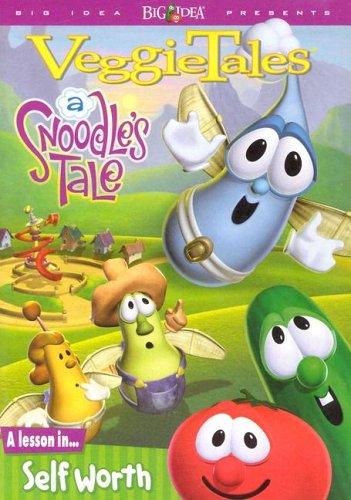 9785559719009: A Snoodle's Tale (VeggieTales (Word Video))