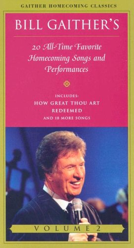 9785559831442: Gaither's Homecoming Classics Volume 2 [VHS]