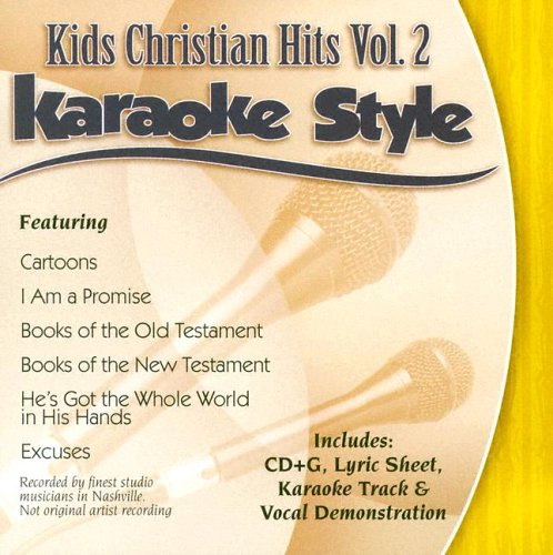 9785559873091: Kids Christian Hits, Volume 2: Karaoke Style