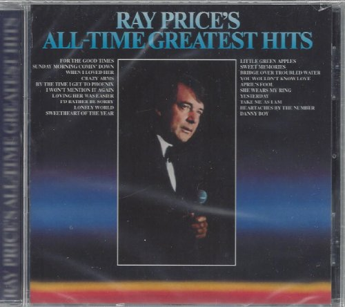 9785559881201: All Time Greatest Hits Ray Price
