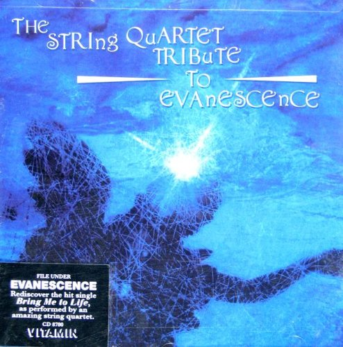 9785559986609: String Quartet Tribute to Evan