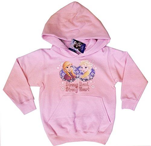 9785653562440: Disney Frozen Hoodie Top (5-6 Years)