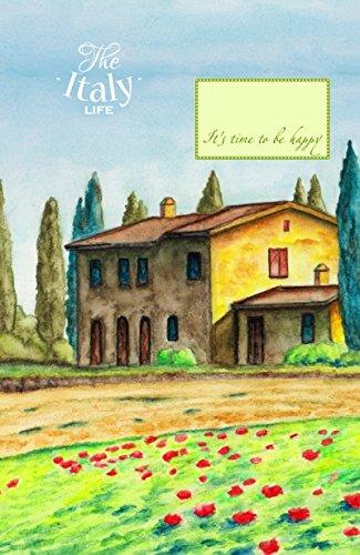 9785699878376: Bloknot. Domik v Italii (A5)