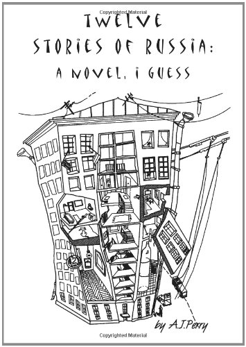 9785717200554: Twelve Stories of Russia: A Novel I Guess (New Russian Writing)