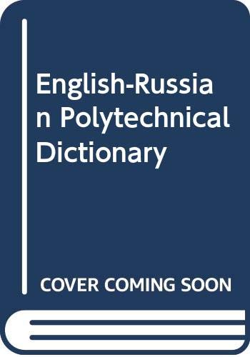 9785726100302: English-Russian Polytechnical Dictionary