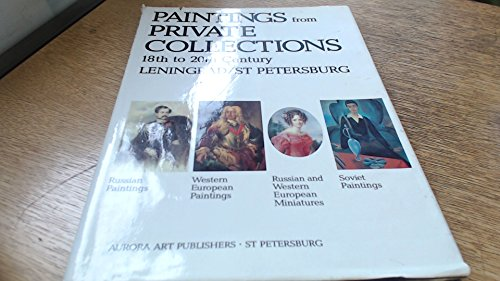 Paintings from private collections, 18th to 20th: Golod, Valentina