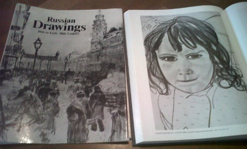 Russian Drawings, 18th to Early 20th Century: Pospelov, G. G.;