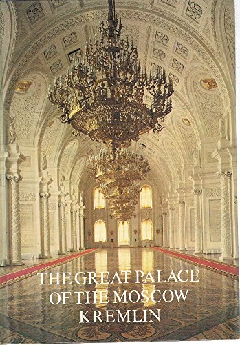 9785730002845: Great Palace of the Moscow Kremlin