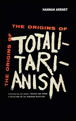 9785781998708: The Origins of Totalitarianism