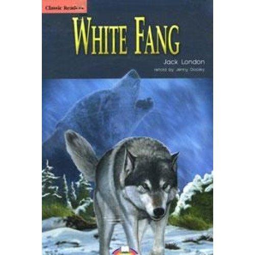 9785811241057: White Fang: Level 1 (+ CD)