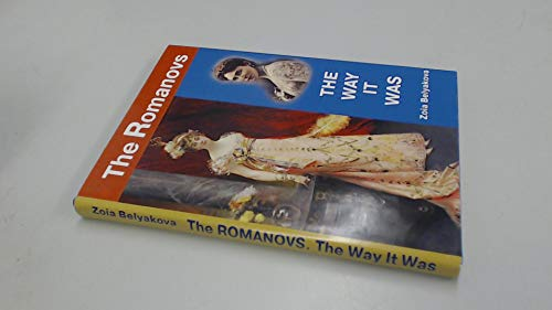 9785827600343: The Romanovs: the Way it Was