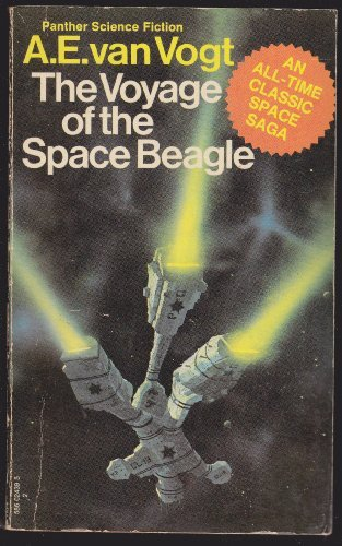 THE VOYAGE OF THE SPACE BEAGLE.: Vogt, A.E. van.