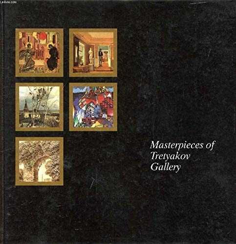 Masterpieces of Tretyakov Gallery: Various Sections Text