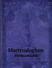 9785872419327: Martyrologium Romanum