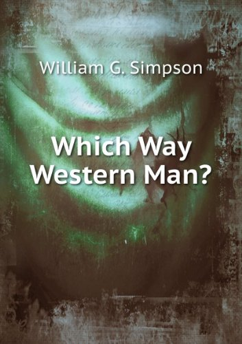 9785873017263: Which Way Western Man?