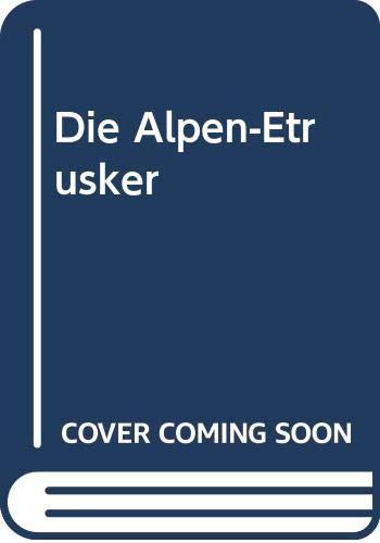 9785873203291: Die Alpen-Etrusker