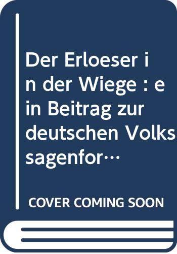 9785873782291: Der Erlã¶ser in Der Wiege Ein Beitrag Z