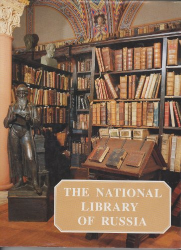 9785874170158: The National Library of Russia, 1795-1995