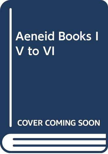 9785874442187: Aeneid Books IV to VI