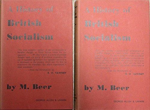 9785874800666: A History of British Socialism