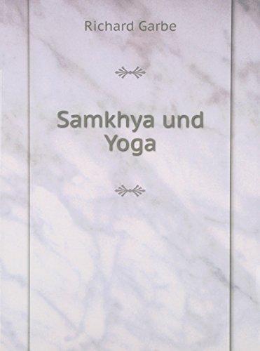 9785875972393: Skhya Und Yoga German Edition