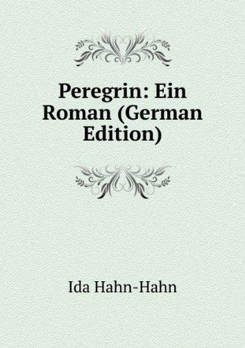 9785876182722: Peregrin: Ein Roman (German Edition)