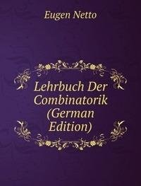 9785877313149: Lehrbuch Der Combinatorik (German Edition)