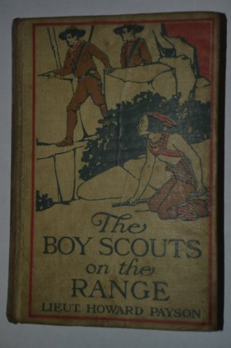 9785877358508: The Boy Scouts on the Range