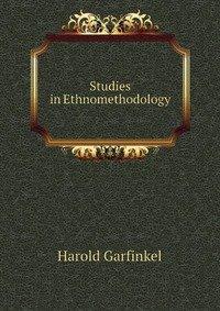 9785885013147: Studies in Ethnomethodology