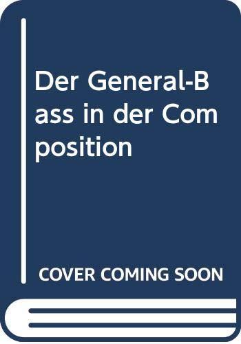 9785885063975: Der General-Bass in der Composition