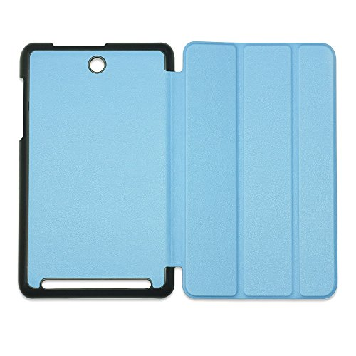 9785891130371: OBiDi - Ultra-Slim Folio Cover Case for Acer Iconia Tab 8W (W1-810) - Bleu Clair