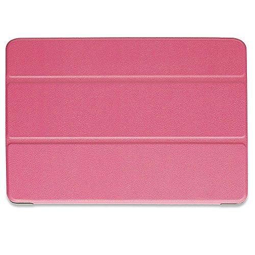 9785891130555: OBiDi - Ultra-Slim Folio Cover Case for ASUS MEMO PAD 10inch (ME103K) - Hot Pink