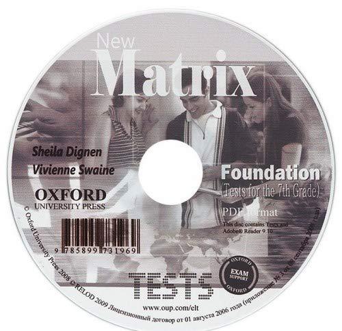 9785899731969: New Matrix: Foundation Tests (kurs v formate PDF)