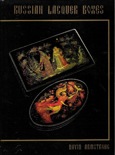 9785900308036: Russian Lacquer Boxes with Index of Subjects and Cyrillic Key