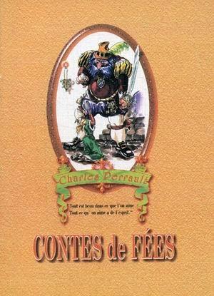 Contes De Fees. Volshebnye Skazki: Kniga Dlia