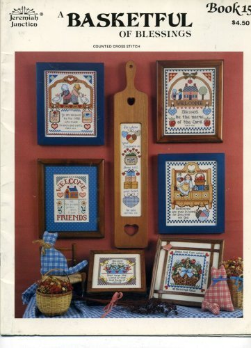 9785900980195: Basketful of Blessings Counted Cross Stitch (Book 15)