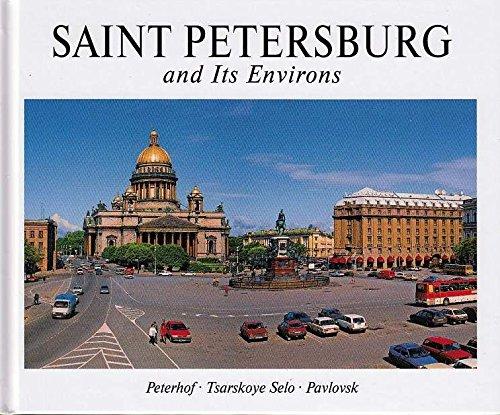 9785938935129: Panorama. Saint-Petersburg and its suburbs. Peterhof, Tsarskoe Selo, Pavlovsk. Album. In English. LANG. / Panorama. Sankt-Peterburg i prigorody. Petergof, Tsarskoe selo, Pavlovsk. Albom. Na angl. yaz.