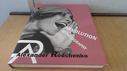 9785939770415: Alexander Rodchenko: Revolution in Photography