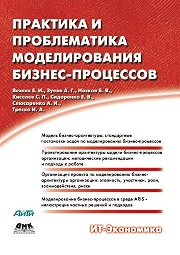 9785940743934: Practice and problems of business process modeling (Russian Edition)