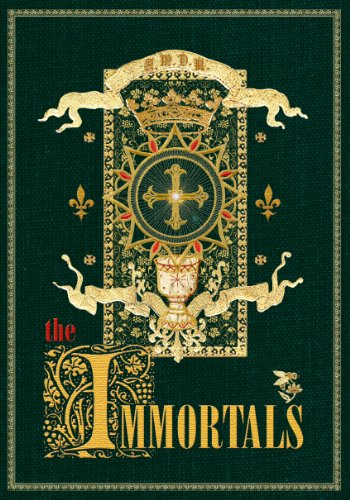 9785982900869: The Immortals: The Revelation of the Immortals, the Highest Rank of Great Church of Love, to Blessed John