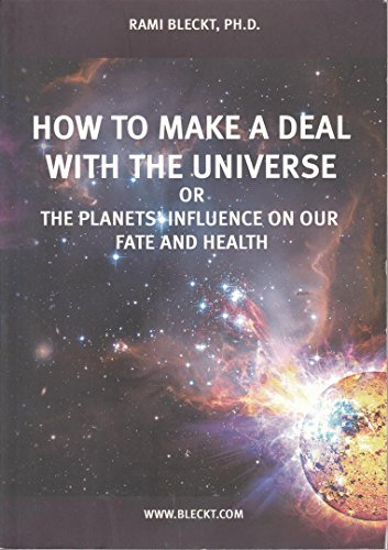 9785990198753: How to Make a Deal with the Universe (English Edition)