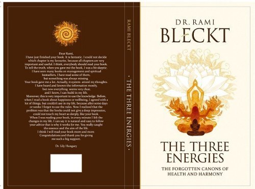 9785990198777: The Three Energies: The Forgotten Canons of Health and Harmony