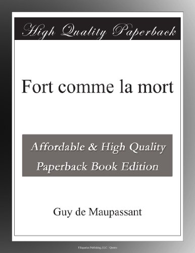 9785992505337: Fort comme la mort (French Edition)